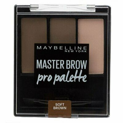 Maybelline Master Brow Pro Palette in Soft Brown