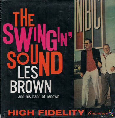 Les Brown And His Band Of Renown - The Swingin' Sound (Vinyl)