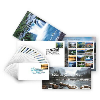 USPS New Wild and Scenic Rivers Stamp Ceremony Memento