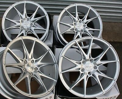 """Alloy Wheels X 4 19"""" Sil Speed For Land Range Rover Discovery Sport Bmw X5 E53"""