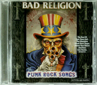Bad Religion - Punk Rock Songs (The Epic Years) (CD)