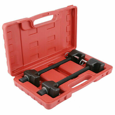 Coil Spring Compressor Kit Pair of Suspension Clamps Heavy Duty With Case 00V
