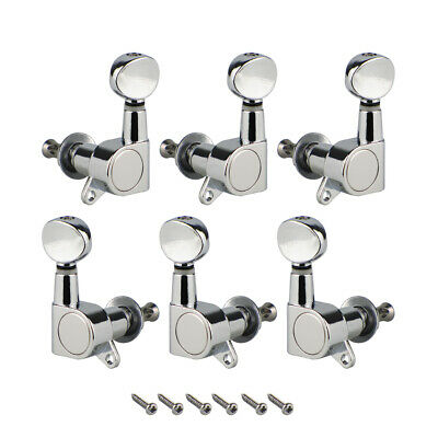 3L3R Electric Guitar String Tuning Pegs Keys Lock Tuners Machine Heads for ST TL