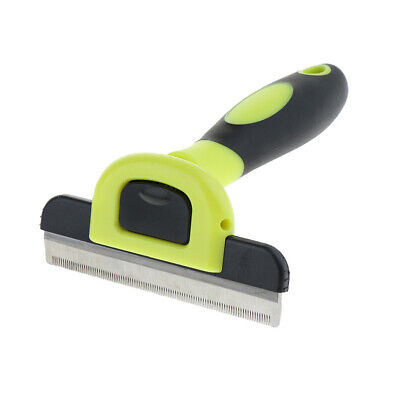 Pet Dog Grooming Kit Cat Thinning Cutting Professional Trimmer Yellow L Size