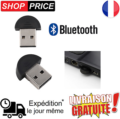 Clé USB Bluetooth V2.0 mini adaptateur Dongle Sans Fil