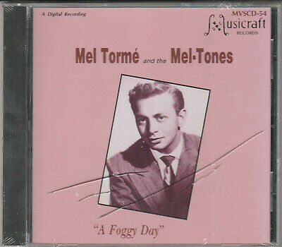 """Mel Torme And The Mel-Tones- """"A Foggy Day"""" BRAND NEW CD Free 1st Class UK P&P"""