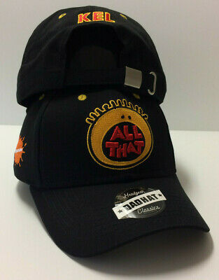 new styles 5819e 0e3c3 Kel Mitchell All That Nickelodeon 90s TV Show Authentic Strapback Hat Dad  Cap
