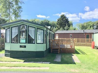 Beautiful Willerby Static Caravan Holiday Home for sale on Lake District Park