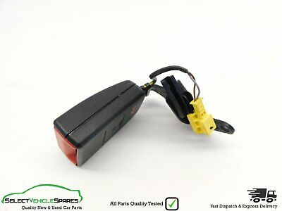 Mercedes C-Class W204 Drivers Side Rear Right Seat Belt Lock Anchor Clip 07-14