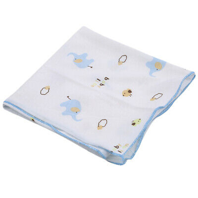 Soft Cotton Baby Baby Swaddle Bath Cover Wash Towel Wrap Bibs G