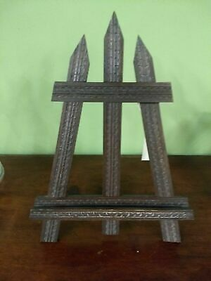 Vintage English Arts and Crafts Picture Stand