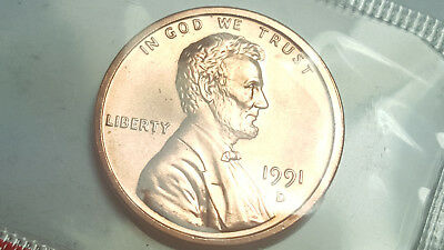1989-D LINCOLN CENT Double Die Obverse, Clear Overstrike