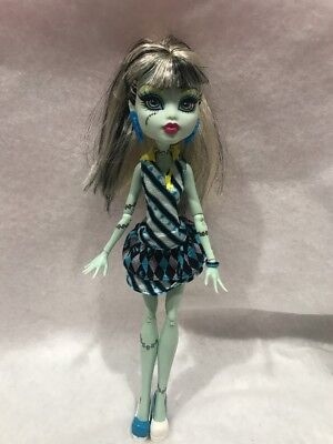 Monster High Doll Frankie Stein Picture Day Doll