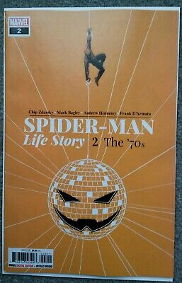 Spider-man Life Story #2 First Print VF/NM New