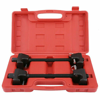 Coil Spring Compressor Kit Pair of Suspension Clamps Heavy Duty With Case 00V4