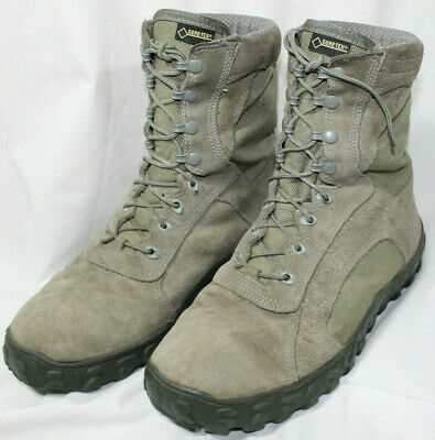 3a10a756b08 MENS ROCKY S2V 103-1 Gore Tex Tactical Military Boots Size 12 R Usa ...