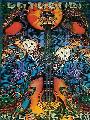 MUSIC BAND 9965 GRATEFUL DEAD EARTH ROSE POSTER 19x27