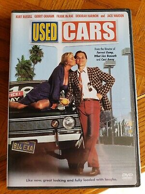 Used Cars (DVD, 2002)
