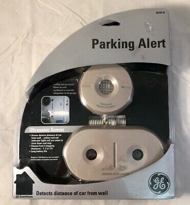 GE Parking Alert Indicator Ultrasonic Sensor Yellow & Red Stop Lights 45104