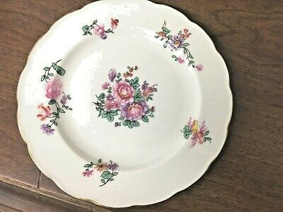 "Crescent & Sons (George Jones) Pattern # 23024   6-3/4"" Bread Plate"