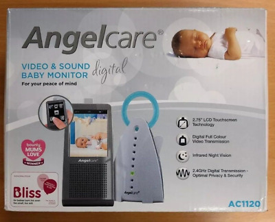 Angelcare AC1120 Digital Video Baby Monitor