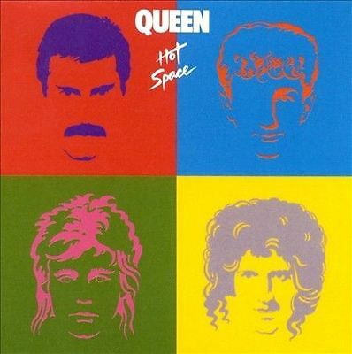 QUEEN Hot Space CD Deluxe Edition 2011 Remaster