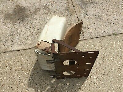 1967 Cadillac Deville Fleetwood Interior Rear Seat Arm Rest