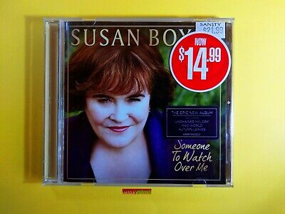 Someone to Watch Over Me by Susan Boyle (Vocals) (CD Album, Nov-2011, Sony Music