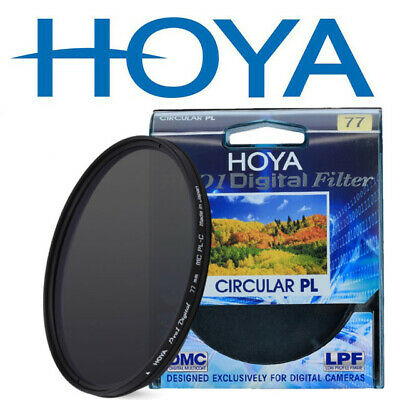 HOYA PRO1D Circular Polarising Slim Filter PL-CIR CPL 77mm