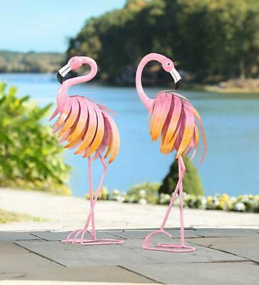 single Free Delivery Design Toscano Pink Flamingo Cast Iron Bottle Opener