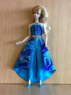 OOAK Fashion Barbie Poppy Parker Silkstone Model Muse Clare's Couture
