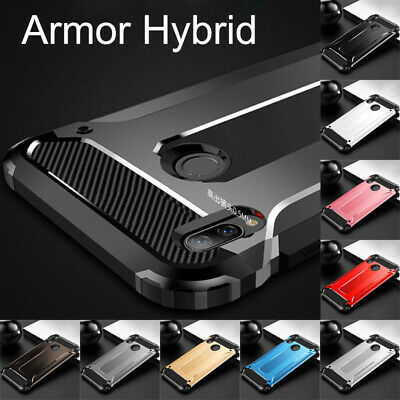 For Samsung Galaxy A20 A30 A40 A50 A70 Shockproof Armor Hybrid Rugged Case Cover