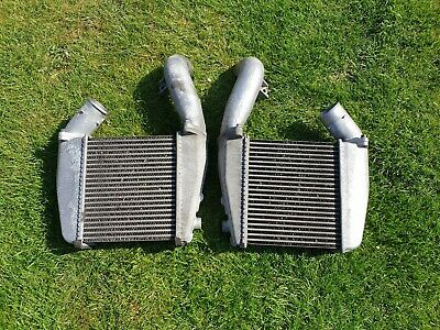 Nissan Gtr R35 Intercoolers