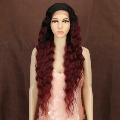 Style Icon perruques Lace Front Wigs Synthetique 76cm Longue Pe(30'', TT1B/530)
