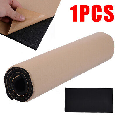 100CM*50CM Car Sound Proofing Waterproof Thermal Insulation Closed Cell Foam UK