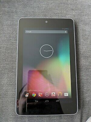 ASUS Google Nexus 7 (1st Generation) 32GB, Wi-Fi, 7 inch - Black