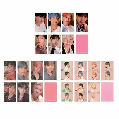 7PC KPOP BTS MAP OF THE SOUL:PERSONA Album Paper Photocards Lomo Cards Hot