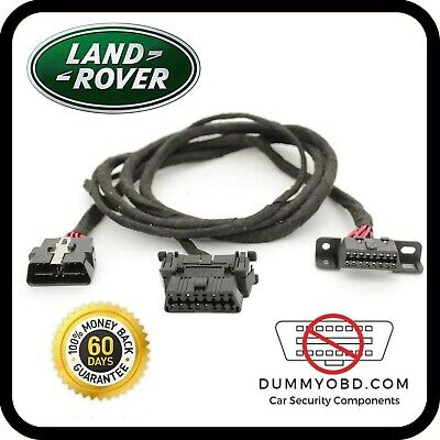 LAND ROVER DUMMY OBD 2 PORT anti theft (fits: Range Rover