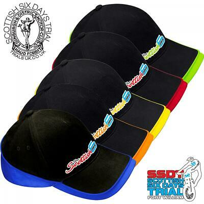 Scottish Six Days Trial Official -The Scottish- Baseball Cap
