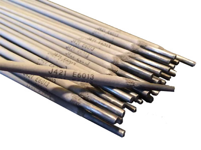 Toolpak Welding Rods 4.0mm x 350mm Mild Steel Electrodes 2.5KG Pack Approx 50