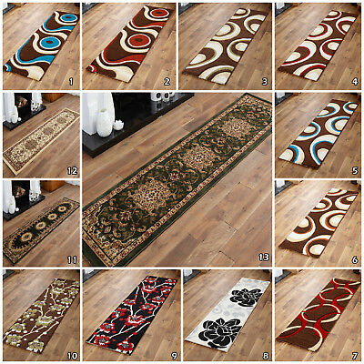 Clearance Runner Rugs Floral Traditional Geometric Discount Quality Modern Sale
