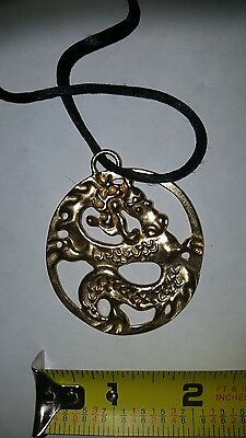 The Mystic Club Adlers New Orleans Mardi Gras pendant ornament 1989