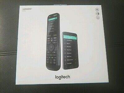Logitech Harmony Elite Remote Control Hub and App 915-000256