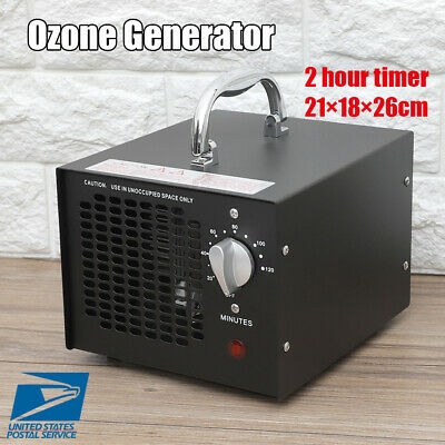 REFRIGERATOR OZONE DISINFECT Purifier Air fresher Sterilizer