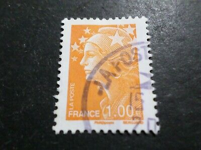 FRANCE 2008 timbre 4235, MARIANNE BEAUJARD, oblitéré, VF STAMP