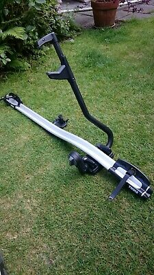 Thule-591 ProRide Roof Mount Cycle Bike Carrier 20KG LOCK T-Track *New X2
