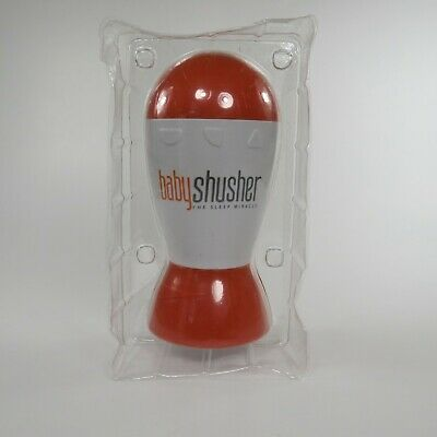 Baby Shusher - The Sleep Miracle Soother Machine - Brand New
