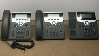 LOT OF 10 - Cisco CP-6941-C-K9 Unified VoIP 6941 - $89 99 | PicClick
