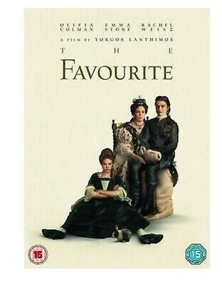 The Favourite DVD 2019 Brand New and Sealed