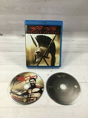 300 / 300: Rise of an Empire (BluRay) 2 Pack
